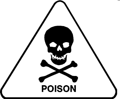 Various The Most Deadly Toxins in the Environment Around You